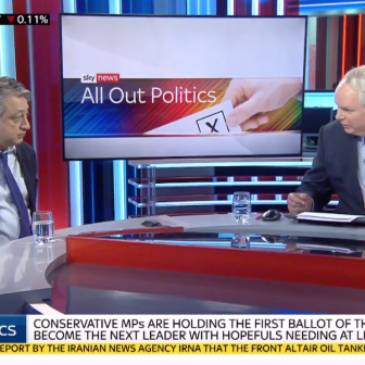 Sky News All Out Politics 13 June 2019